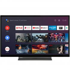 "TV TOSHIBA 32"" FULL HD/ 32LA3B63DG/ ANDROID / HDMI / USB / DVB-T2/C/S2/ BLUETOOTH/  A+"