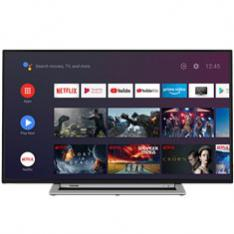 "TV TOSHIBA 32"" HD/ 32WA3B63DG/ ANDROID / HDMI / USB / DVB-T2/C/S2/ BLUETOOTH/  A+"