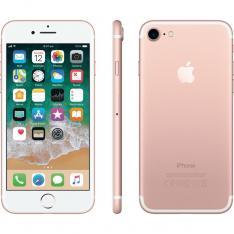 "TELEFONO MOVIL SMARTPHONE REWARE APPLE IPHONE 7 128GB ROSE GOLD / 4.7"" / REACONDICIONADO / REFURBISH / GRADO A+"