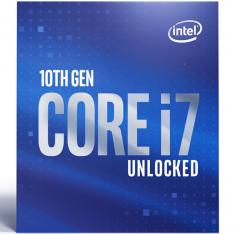 MICRO. INTEL I7 10700K LGA1200 10ª GENERACION 8 NUCLEOS 3.8GHZ 16MB IN BOX