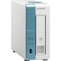 SERVIDOR NAS QNAP TS-131K 1 GB  ETHERNET GIGABIT