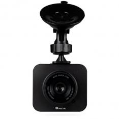 CAMARA NGS DASHCAM 720P HD / GRABACION EN BUCLE / VISION NOCTURNA / SENSOR G / MONITORIZACION PARKING / DETENCION DE MOV