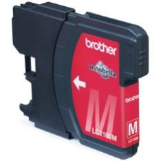CARTUCHO TINTA BROTHER LC1100M MAGENTA 325 PAGINAS DCP-585CW/ DCP-6690CW/ MFC-490CW/ MFC-790CW