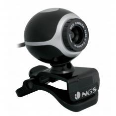 WEBCAM NGS XPRESS CAM 300 / MICROFONO INCORPORADO / 5MPX / USB 2.0 / NEGRO