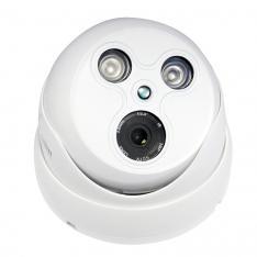 CAMARA DE SEGURIDAD / VIGILANCIA DOMO HDCVI PHOENIX CCTV 2.0MP FULL HD 2.9MM / 4 EN 1 / 2 ARRAYS IR LED / SENSOR SONY / TVI CVI AHD CVBS / IP66