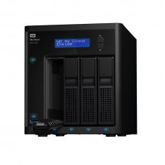 SERVIDOR NAS WD WESTERN DIGITAL MY CLOUD EX4100 2GB RAM 4 BAHIAS RAID ETHERNET GIGABIT