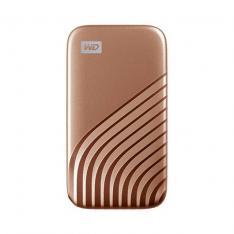 DISCO DURO EXTERNO HDD WD WESTERN DIGITAL 1TB MY PASSPORT SSD USB TIPO C GOLD