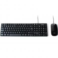 KIT TECLADO + RATON L-LINK LL-KB-816-COMBO USB NEGRO
