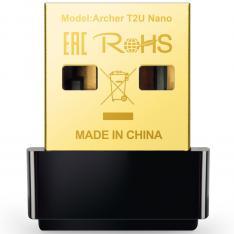 NANO ADAPTADOR USB 2.0 DUAL BAND WIFI AC600 2.4GHZ Y 5GHZ TP-LINK