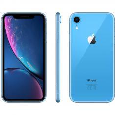 "TELEFONO MOVIL SMARTPHONE REWARE APPLE IPHONE XR 128GB BLUE 6.1"" REACONDICIONADO / REFURBISH / GRADO A+"