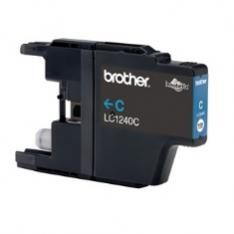 CARTUCHO TINTA BROTHER LC1240CBP CIAN 600 PAGINAS MFCJ6510DW/ MFCJ6710DW/ MFCJ6910DW
