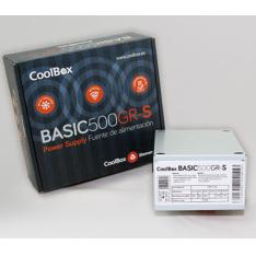 FUENTE DE ALIMENTACION COOLBOX SFX BASIC 500GR