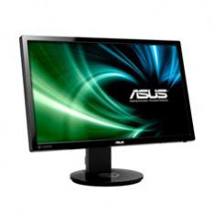 "MONITOR LCD ASUS 3D 24"" VG248QE FULL HD 1MS 144HZ DVI HDMI GAMING REG. ALTURA"