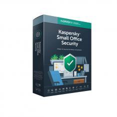 ANTIVIRUS KASPERSKY SMALL OFFICE SERVIDOR + 10 USUARIOS 1 AÑO V7
