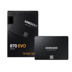 DISCO DURO INTERNO SOLIDO SSD SAMSUNG MZ-77E1T0B / 870 EVO/ 1TB/ 2.5