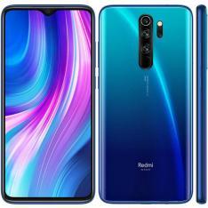 "TELEFONO MOVIL SMARTPHONE XIAOMI REDMI NOTE 8 PRO / 6.53""/ BLUE / 64GB ROM/ 6GB RAM/ 64+8+2+2 MPX / 20 MPX/ 4500 MAH/ 4G/ HUELLA/ GORILLA GLASS 5/ OCTA CORE"