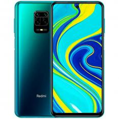 "TELEFONO MOVIL SMARTPHONE XIAOMI REDMI NOTE 9S AURORA BLUE / 6.67""/ 64GB ROM/ 4GB RAM/ 48+8+5+2MPX/ 16MPX/ 5020 MAH/ HUELLA/ OCTA CORE"