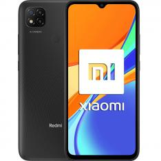 "TELEFONO MOVIL SMARTPHONE XIAOMI REDMI 9C GRIS MEDIANOCHE 6.53""/ 64GB ROM/ 3 GB  RAM/ 13+2+2MPX / 5MPX/ NFC/ 5000 MAH/ 4G/ HUELLA/ OCTA CORE"
