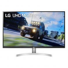 "Monitor Led LG IPS 32UN500-W 31.5"" 3840 x 2160 4ms HDMI Display Port altavoces"