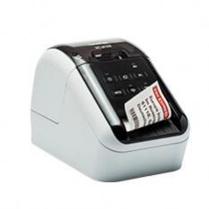 IMPRESORA ETIQUETAS BROTHER QL-810 62MM/ 110EPM/ USB/ WIFI/ CORTADOR AUTOMATICO/ IMPRESION EN 2 COLORES