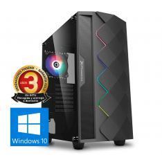 ORDENADOR PHOENIX GAMING RGB ZORK 5 BLACK AMD RYZEN 5 VGA VEGA11 16GB DDR4 2666 480GB SSD 1TB HDD ATX RGB PC WINDOWS 10