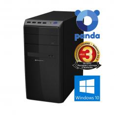 ORDENADOR PC PHOENIX HOME INTEL CORE I3 10º GENERACION 8GB DDR4 250 GB SSD RW MICRO ATX WINDOWS 10