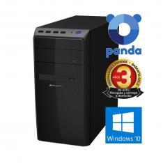 ORDENADOR PC PHOENIX HOME INTEL CORE I3 10º GENERACION 8GB DDR4 250 GB SSD RW MICRO ATX WINDOWS 10