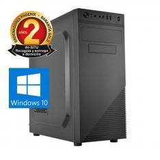 ORDENADOR PC PHOENIX TOPVALUE INTEL CORE I3 8GB DDR4 240GB SSD MICRO ATX WINDOWS 10