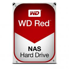 """DISCO DURO INTERNO HDD WD WESTERN DIGITAL NAS RED WD10EFRX 1TB 1000GB 3.5"""" SATA3 5400RPM 64MB"""