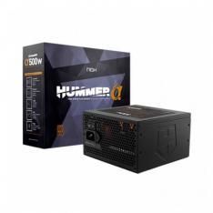 FUENTE ATX 500W NOX HUMMER ALPHA X500W 80+ BRONZE / SEMIMODULAR