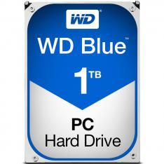 "DISCO DURO INTERNO WD WESTERN DIGITAL BLUE WD10EZRZ 1TB 3.5"" SATA6 5400RPM 64Mb 54k"