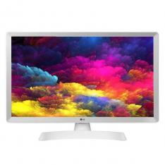 "MONITOR TV LED LG 24"" 24TN510S-WZ 1366 X 768 HDMI USB DVB-T2 SMART WIFI BLANCO"