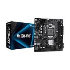 PLACA BASE ASROCK INTEL LGA 1200 H410M HVS DDR4X2 64GB HDMI MICRO ATX
